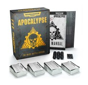 Games Workshop -GW Apocalypse The Mass-Battle System - Warhammer 40,000