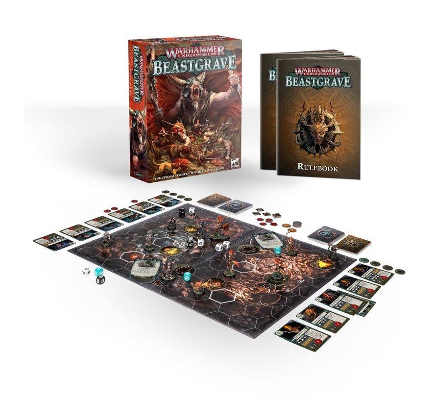 110-02-60 Warhammer Underworlds: Beastgrave Core Set Age of Sigmar