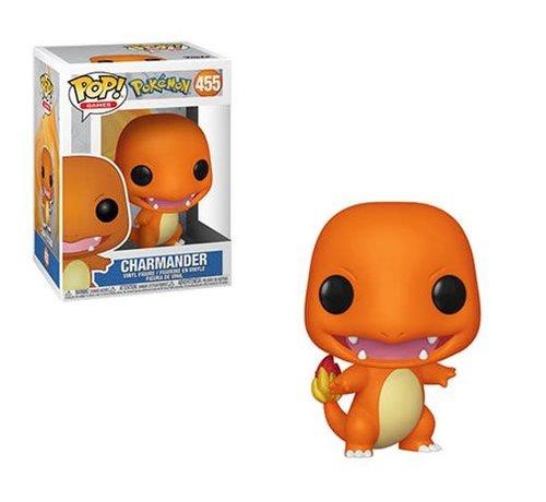 Funko Pop! 37603 Pokemon Charmander Pop! Vinyl Figure