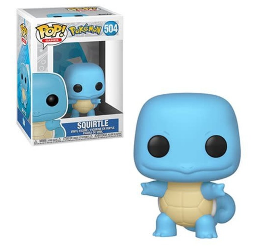 39442 Pokemon Squirtle Pop! Vinyl Figure