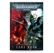 Games Workshop -GW WARHAMMER 40,000: CORE BOOK