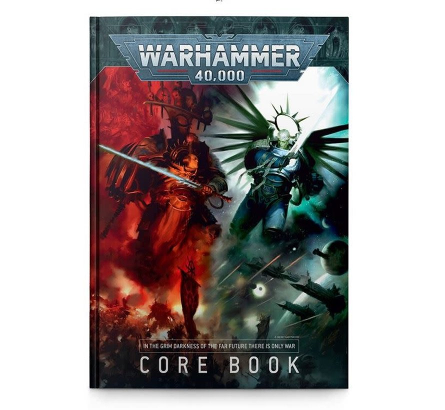 40-02 WARHAMMER 40,000: CORE BOOK