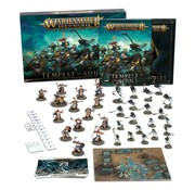 Games Workshop -GW AGE OF SIGMAR: TEMPEST OF SOULS (ENG)