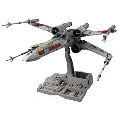 BANDAI MODEL KITS 191406 Star Wars X- Wing Starfighter Plastic Model Kit