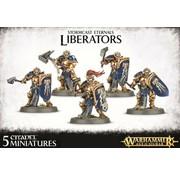 Games Workshop -GW Stormcast Eternals Liberators