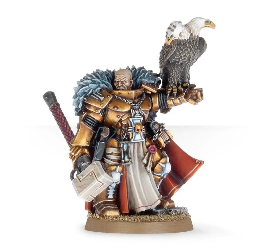 Inquisitor Coteaz Warhammer 40,000 figure