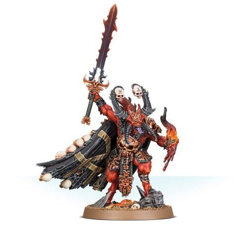 Games Workshop -GW Skulltaker - Daemons of Khorne