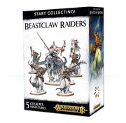 Games Workshop -GW Start Collecting Beastclaw Raiders