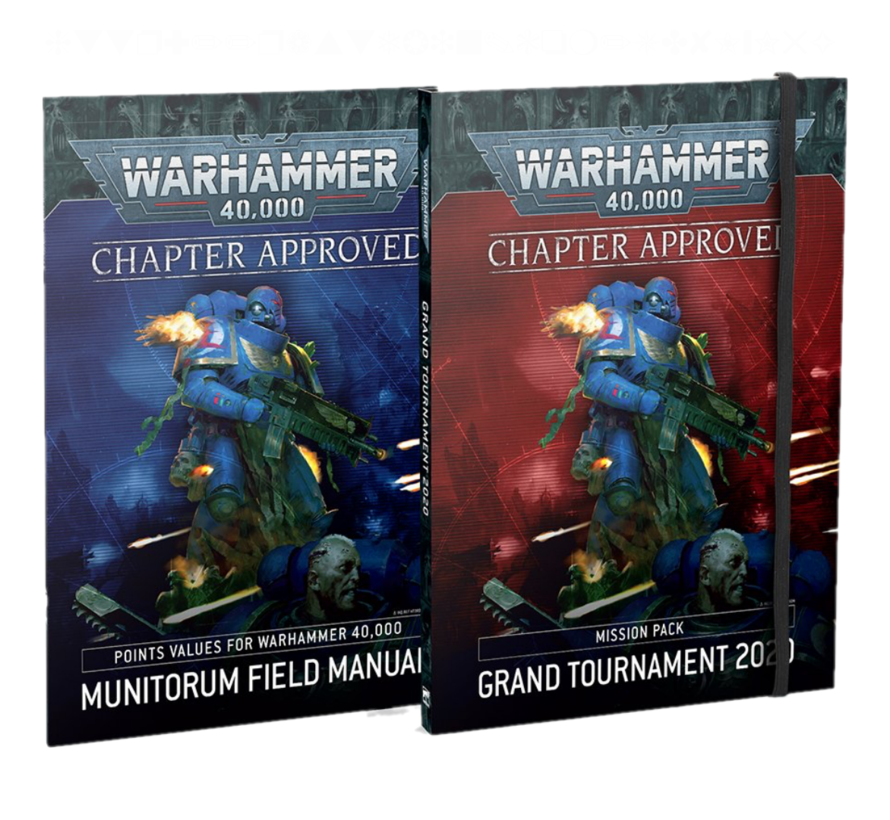40-10 WH40K: CHAPTER APPROVED 2020