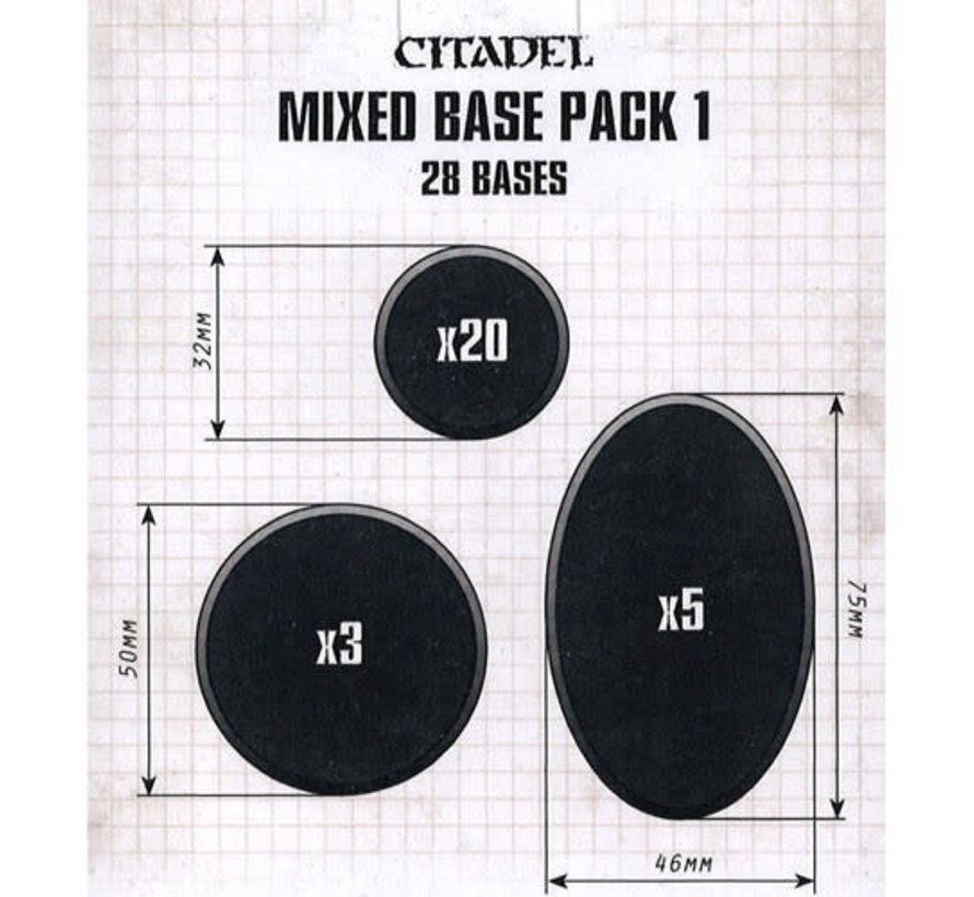 66-19 CITADEL MIXED BASE PACK 1