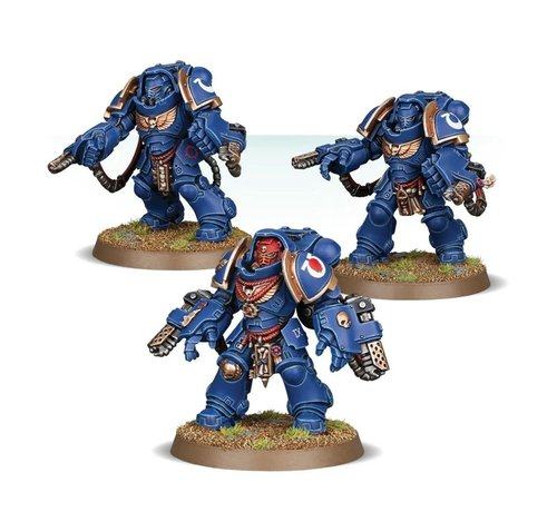 Games Workshop -GW 48-86 EASY TO BUILD S/M PRIMARIS AGGRESSORS