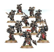 Games Workshop -GW CHAOS SPACE MARINE SQUAD