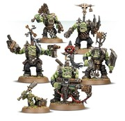 Games Workshop -GW ORK NOBZ