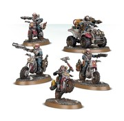 Games Workshop -GW GENESTEALER CULTS ATALAN JACKALS
