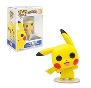 Funko Pop! Pikachu Waving Pop!