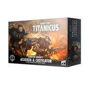 Games Workshop -GW ADEPTUS TITANICUS: CERASTUS KNIGHTS ACHERON & CASTIGATOR