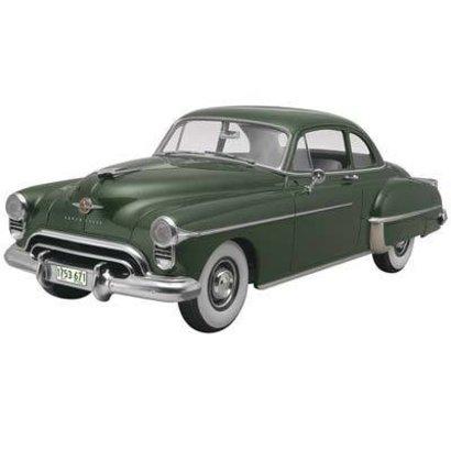 RMX- Revell 854254 Oldsmobile 1950 Club Coupe 2n1 Plastic Model Kit 1/25