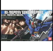 Bandai RX-78GP01FB Gundam 0083 HGUC