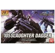 Bandai 105 Slaughter Dagger HG