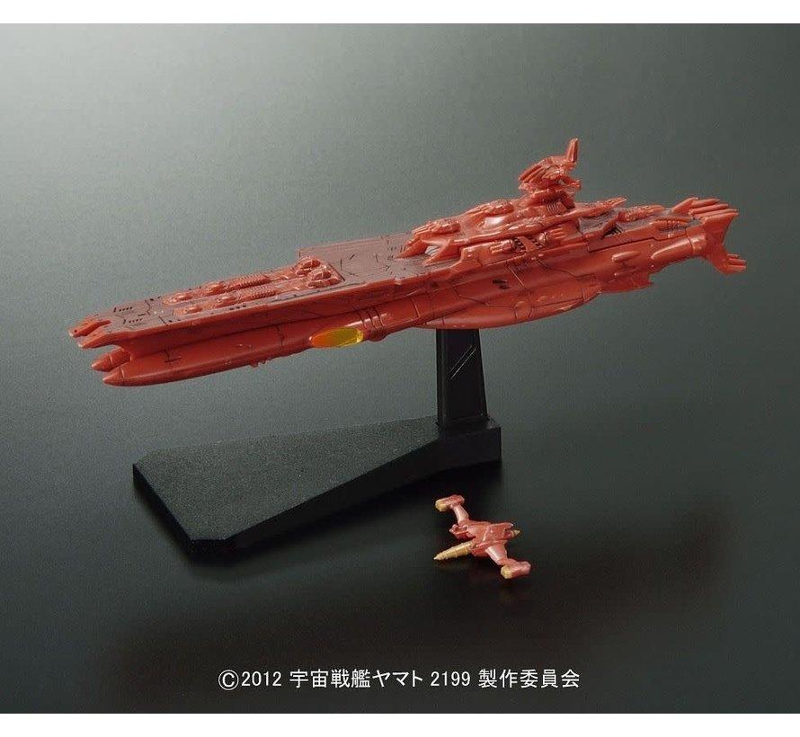 195691 #14 Space Battleship Yamato 2199 Mecha-Collection Darold