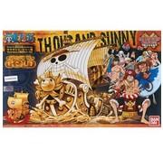 BANDAI MODEL KITS One Piece Thousand Sunny Grand Ship