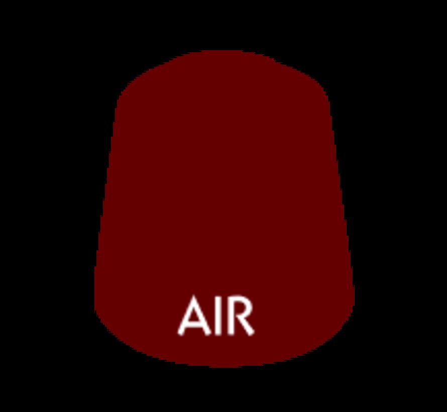 28-03 AIR: KHORNE RED