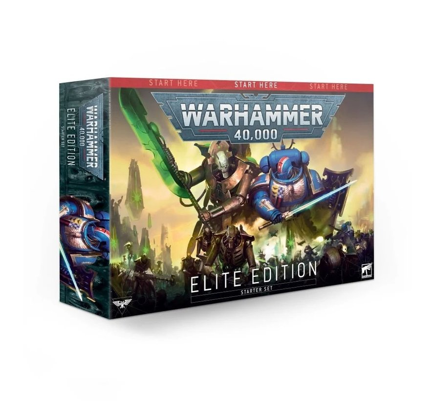 40-03 WARHAMMER 40000 ELITE EDITION