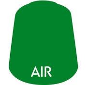 Games Workshop -GW AIR: MORTARION GREEN CLEAR