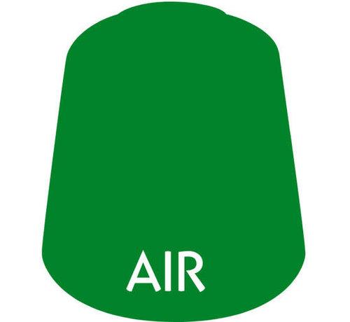 Games Workshop -GW 28-59 AIR: MORTARION GREEN CLEAR