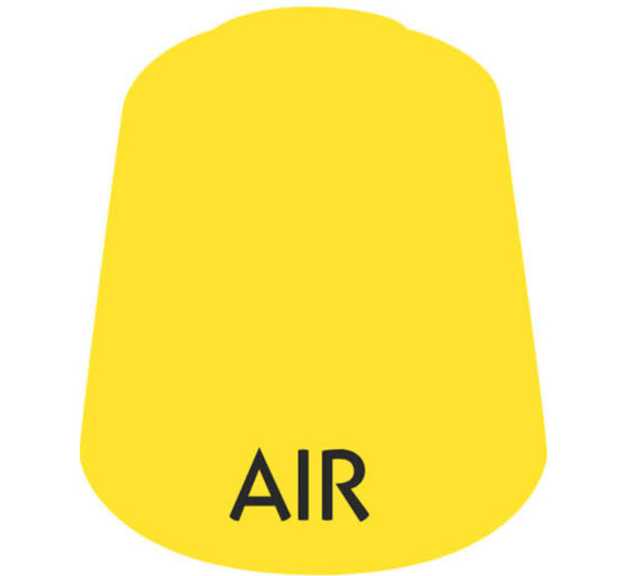 28-62 AIR: SIGISMUND YELLOW CLEAR
