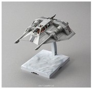BANDAI MODEL KITS 1/48 Snow Speeder Star Wars