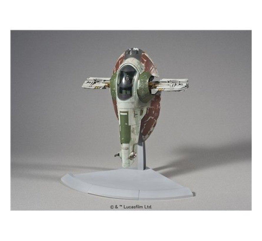 "200638 Slave I ""Star Wars"", Bandai Star Wars 1/144 Plastic Model"