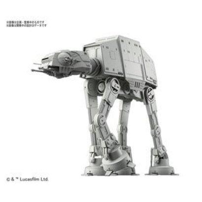 """BANDAI MODEL KITS 214476 AT-AT """"Star Wars"""", Bandai Star Wars 1/144 Plastic Model"""
