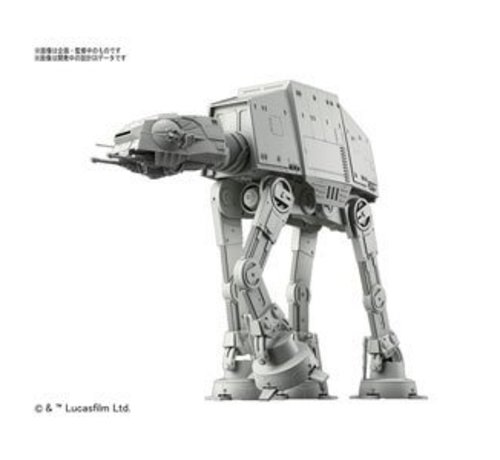 "BANDAI MODEL KITS 214476 AT-AT ""Star Wars"", Bandai Star Wars 1/144 Plastic Model"