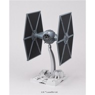 BANDAI MODEL KITS 1/72 Tie Fighter Star Wars