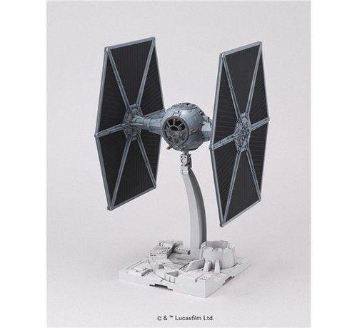 "BANDAI MODEL KITS 194870 Tie Fighter ""Star Wars"", Bandai Star Wars 1/72 Plastic Model"