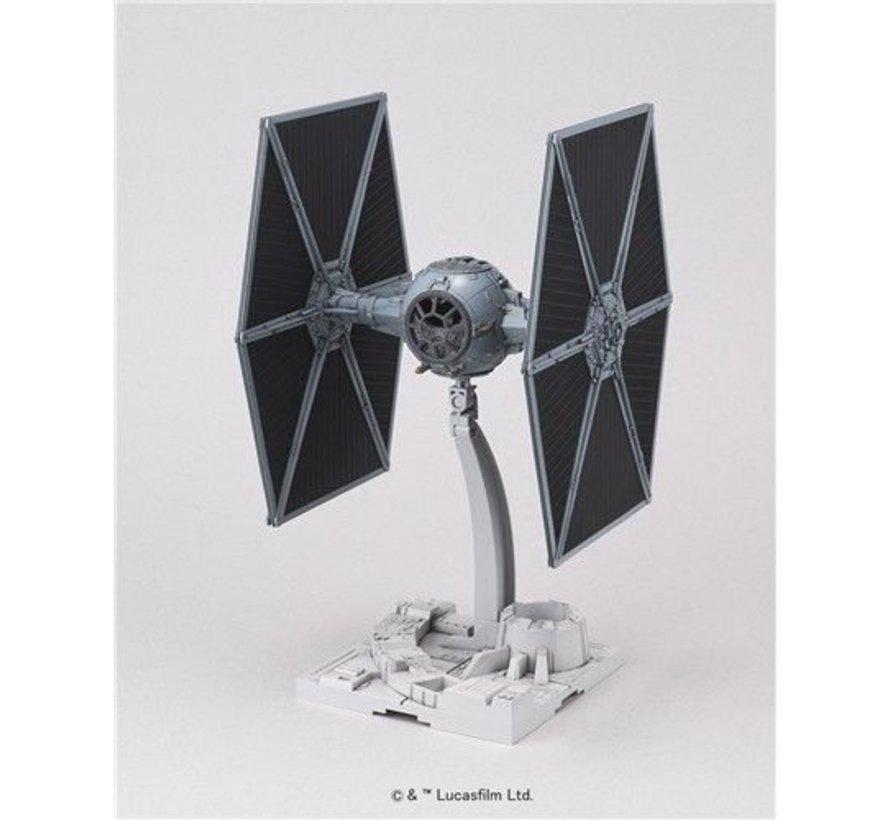 "194870 Tie Fighter ""Star Wars"", Bandai Star Wars 1/72 Plastic Model"