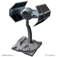 BANDAI MODEL KITS 1/72 Tie Advanced X1 Star Wars