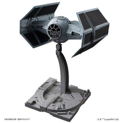 """BANDAI MODEL KITS 191407 Tie Advanced x1 """"Star Wars"""", Bandai Star Wars 1/72 Plastic Model"""