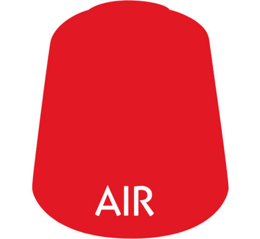 28-55 AIR: ANGRON RED CLEAR