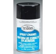 Testors (TES) 704- Gloss Black Spray 3oz