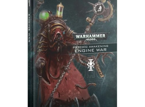 Games Workshop -GW PSYCHIC AWAKENING : ENGINE WAR