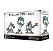 Games Workshop -GW GLOOMSPITE GITZ ROCKGUT TROGGOTHS