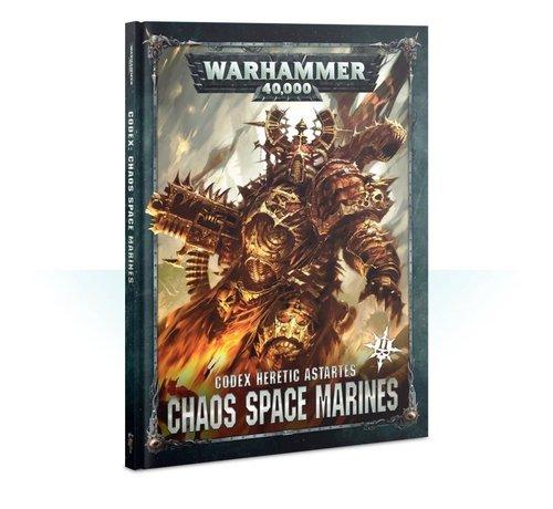 Games Workshop -GW 43-01-60 CODEX: CHAOS SPACE MARINES 2