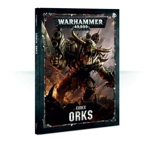 Games Workshop -GW 50-01-60 CODEX: ORKS