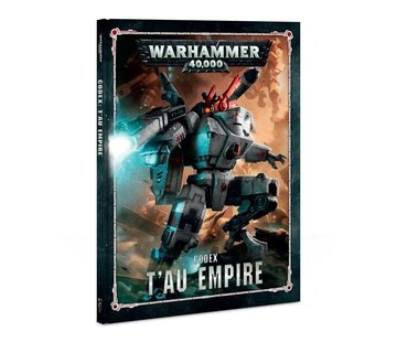 Games Workshop -GW CODEX: T'AU EMPIRE