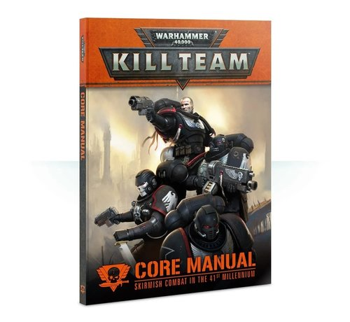 Games Workshop -GW 102-01 WARHAMMER 40,000: KILL TEAM CORE MANUAL