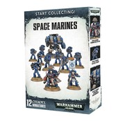 Games Workshop -GW START COLLECTING! SPACE MARINES