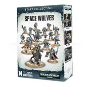 Games Workshop -GW START COLLECTING! SPACE WOLVES
