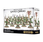 Games Workshop -GW BONESPLITTERZ: SAVAGE ORRUKS